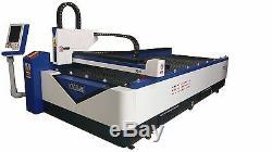 1000W 1530F Metal Fiber Laser Cutting Machine/Fiber Laser Mild Steel Cutter 510