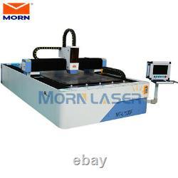 1000W Raycus Fiber Laser Cutting Machine Metal CS SS Cutter 1500x3000mm Raytools