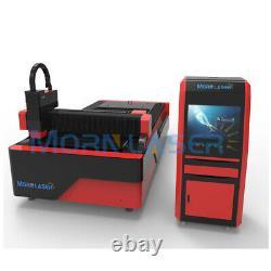1000W Raycus Fiber Laser Cutting Machine for Metal CS SS Aluminum Cutter MORN