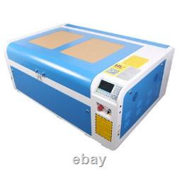 100W 1060 RUIDA DSP CO2 Laser Cutting Engraver Machine Auto Focus RECI CA Stock