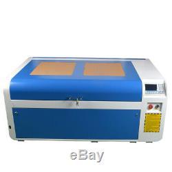 100W 1060 RUIDA DSP CO2 Laser Cutting Engraver Machine Auto Focus Red Dot RECIW2