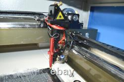 100W 6090 CO2 Laser Engraving Cutting Machine Engraver Automatic focus DSP 100W