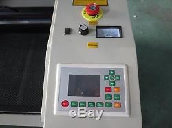 100W 9060 CO2 Laser Engraving Cutting Machine/Wood Laser Engraver cutter 3524