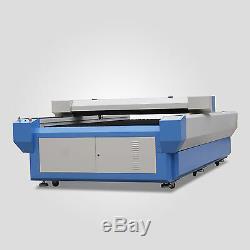 100W CO2 Laser Tube Laser Engraver Cutting Machine Laser cutter 13002500MM