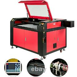 100W Laser Engraver Machine & Rotary Axis Engraving Cutting Machine 900600mm