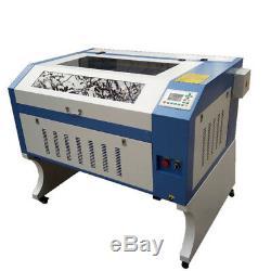 100w laser engraving cutting machine 6090/9060 ruida 6442s controller free ship