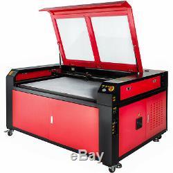 130W 1400900mm CO2 USB Laser Engraving Cutting Machine Engraver Cutter