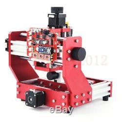 1310 Laser Engraving Machine Cut PCB Wood Milling Metal Carving +Vise CNC Router