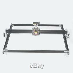 2-Axis Metal Laser Engraving Machine 7000mW 65x50cm Engraver Cutting USB