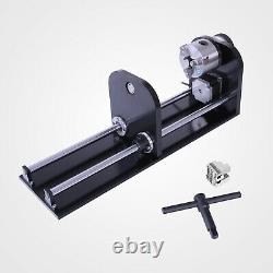 230mm Rotary Axis CO2 Laser Engravr 60With80With100With130W Engraving Cutting Machine