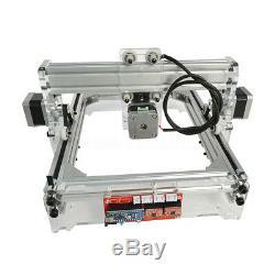 3000mW 60x50cm USB CNC Laser Engraving Machine Marking Printer Engraver Cutting