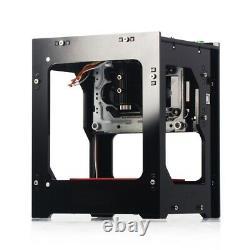 3000mW NEJE DK-8-KZ DIY Laser Engraver Cutter Engraving Cutting Machine Printer