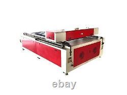 300W HQ1530 CO2 Laser Cutting Machine/Laser Cutter/Plywood Acrylic Carpet 510