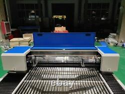 300W HQ1530M CO2 Stainless Mild Steel Metal/MDF Wood Laser Cutting Machine/510