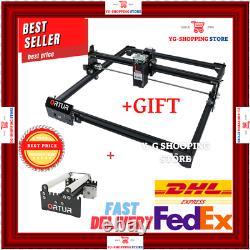 32 Bit Laser Master 2 Laser 15with7with20w Engraving Cutting Machine Printer + Gift