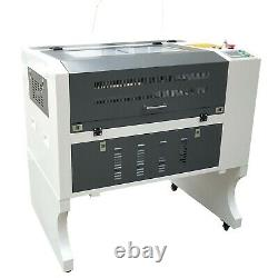 4060 ruida Co2 3d laser cutting engraving machine 100w wood plywood glass paper
