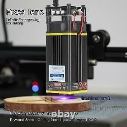 40w Laser Head Engraving Module Kit For Cnc Laser Engraving Cutting Machine