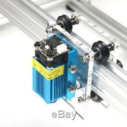 500MW 30X38cm Laser Engraving Machine Engraver Wood Cutting Machine Logo Marking