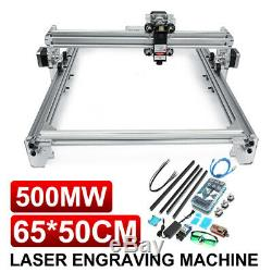 500mW 6550cm Desktop Laser Engraver Engraving Cutting Machine Picture h