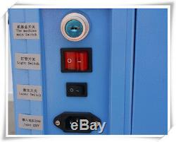 50W CO2 LASER ENGRAVING & CUTTING MACHINE 700mm 500MM HIGH PRECISION USB PORT