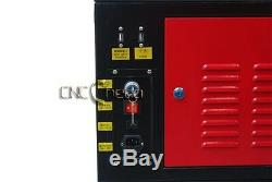 50W Co2 Desktop Mini Laser Engraver Engraving Cutting USB Up and Down 500x300mm