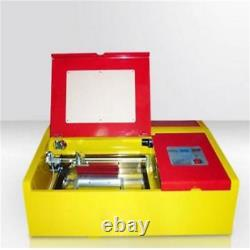 50W Laser Engraver Engraving Cutting Cutter Machine 300200 Work Table