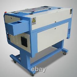 50W MINI Co2 Laser Engraving & Cutting machine Laser Cutter 300mm500mm