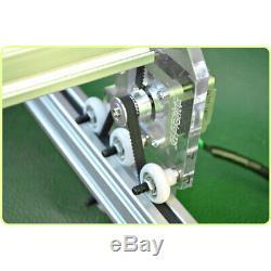 50x65cm 3000MW Area Mini Laser Engraving Cutting Machine Printer Kit