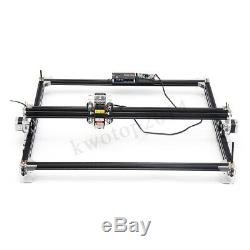 5500MW 65x50cm Laser Engraving Machine Cutting Printer CNC Control LOGO