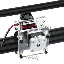 5500MW 65x50cm Laser Engraving Machine Cutting Printer CNC Control LOGO Maker