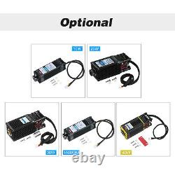 5500mWith10With20With30With40W CNC Laser Module Head For Laser Engraving Cutting Machine