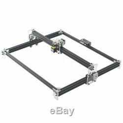 6000mw 60x50cm USB CNC Laser Engraver Cutter Marking Wood Cutting Machine