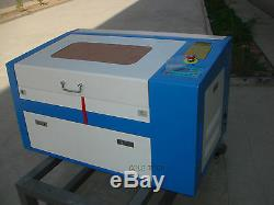 60W CO2 laser system/engraver/engraving cutting DIY complete assemble kits