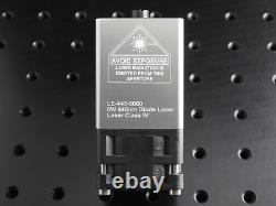 6W 445nm Engraving and Cutting Laser +++ Diode Laser +++ Made in Germany