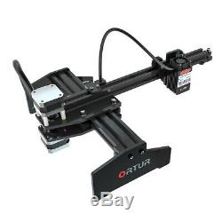 7000mW DIY USB Laser Engraving/Carving Machine 160150mm LOGO Marking Cutting US