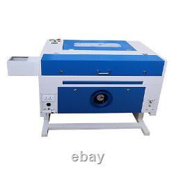 80W Laser Cutting Engraver Engraving Machine 700500(mm) USB