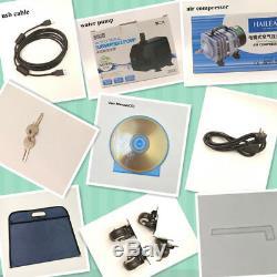 90w reci laser engraving cutting machine ruida engrver CO2 Acrylic glass 400600