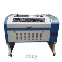90w reci w2 laser engraving cutting machine 6090/9060 ruida 6442s controller