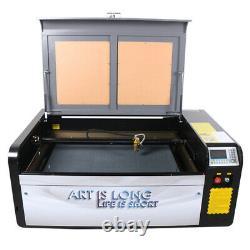 Auto-Focus EFR 80W-95W USB Co2 3924Laser Cutting Engraving Machine no chiller