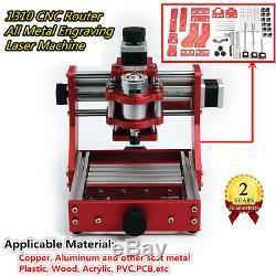 BenBox 1310 DIY CNC Desktop PCB Metal Engraving Cutting Milling Laser Machine