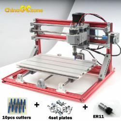 CNC 3018 DIY CNC & Laser Engraving Router Carving PCB Milling Cutting Machine