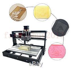 CNC3018 Pro Laser Engraving Caving Machine Engraver & Laser Head & Offline Board