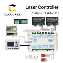CO2 Laser Controller RuiDa RDC6442S DSP Controller System for Cutting Engraving