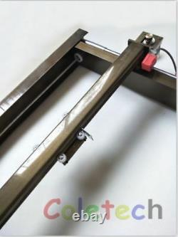 CO2 Laser System Engraver Engraving Cutting DIY Assemble Kits 60x40cm Working