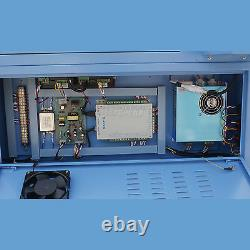 CW-3000 Chiller ReCi100W Laser Tube CO2 USB LASER ENGRAVING CUTTING MACHINE