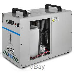 CW-5200 Industry Water Chiller for CO2 Laser Engraving Cutting Machine 110V US