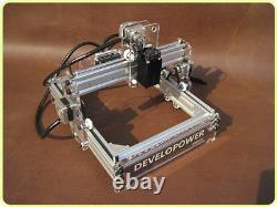 DIY Laser Engraving machine Engraver Cutter Desktop Cutting Logo Picture Marking