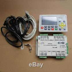 DSP CO2 Laser Cutting Engraving Machine LCD Motion Controller System AWC708C