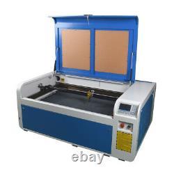 DSP CO2 Laser Engraver RECI 100W Cutting Machine 600 1000mm & CW3000 Chiller US