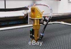 DSP1060 100W Co2 USB Laser Cutting Laser Machine Auto-Focus DSP Engraver Chiller